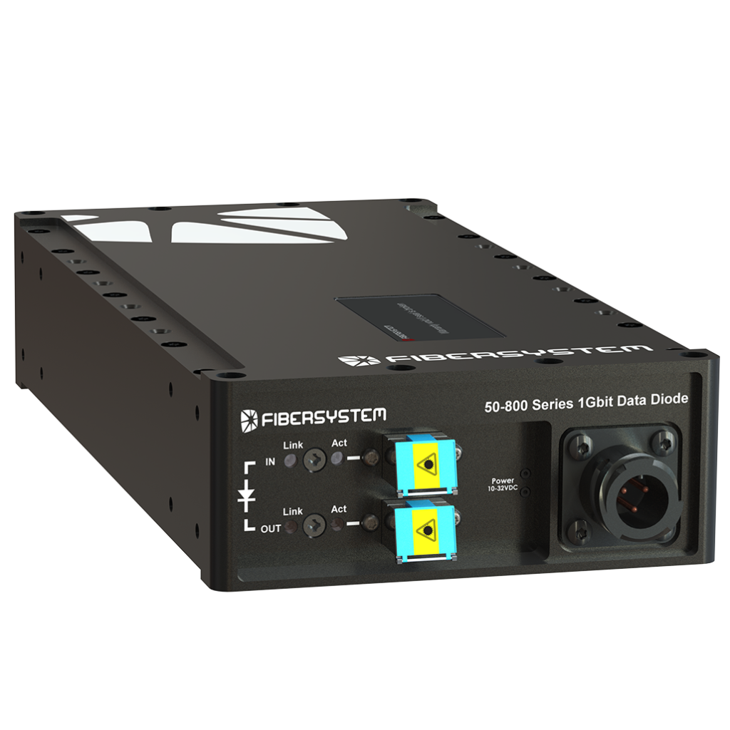 Data Diode 100 Mb, Rugged, Module, Rack etc.