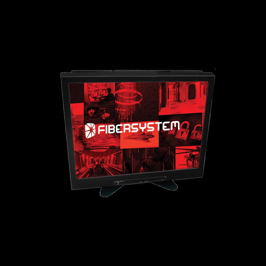"""DVI Monitor 21"""" (TEMPEST/EMSEC/RÖS)"""