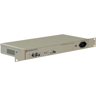 Fiber Optical Converter G.703 E1 2048kbps 21-170