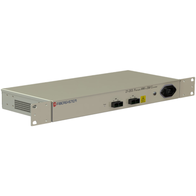 Fiber Optical Converter IEEE C37.94 MM/SM 21-203