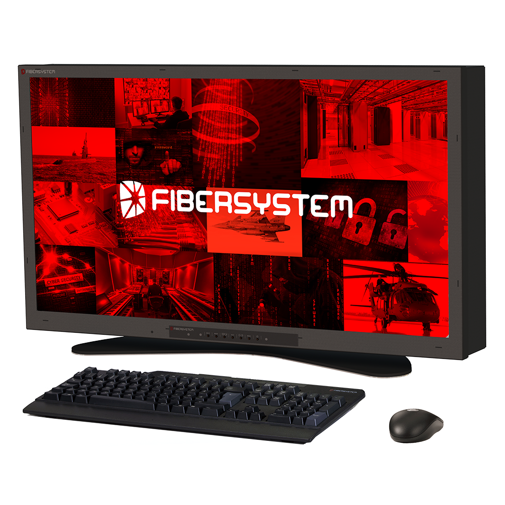 "HDBaseT KVM Monitor 32"" 4K (TEMPEST/EMSEC/RÖS)"