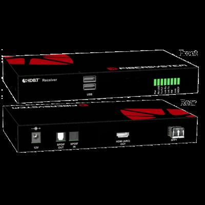 HDBaseT-Receiver